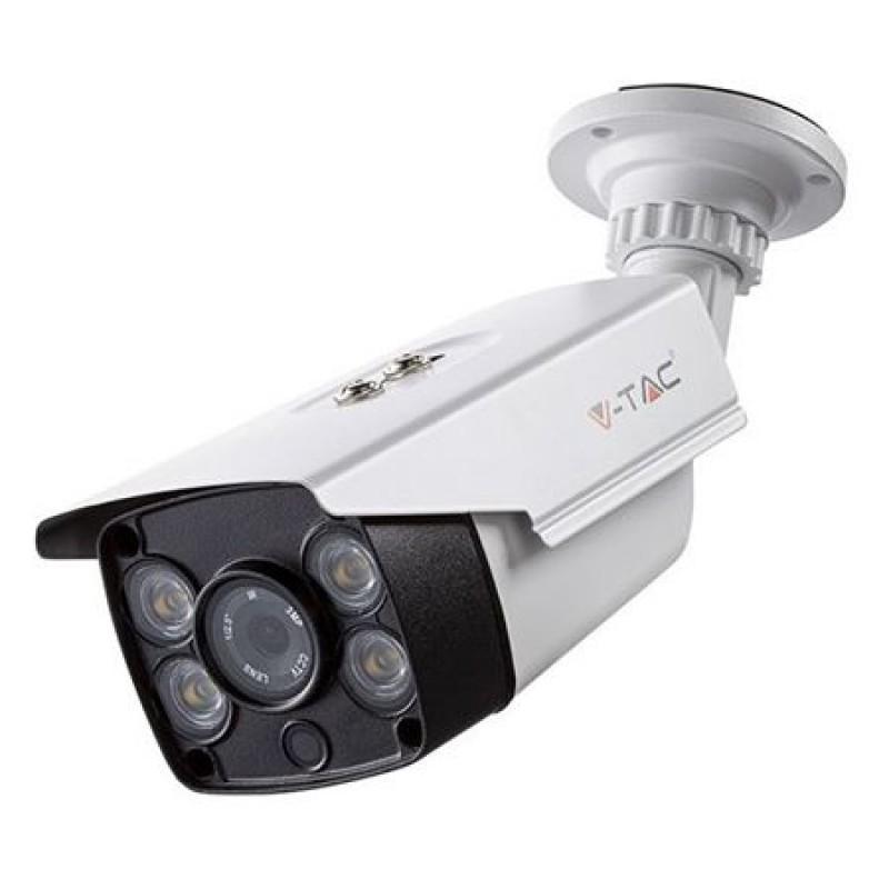 Camera de supraveghere IP, rezolutie 1080 p, detectare miscare, conversie zi oapte 2021 shopu.ro