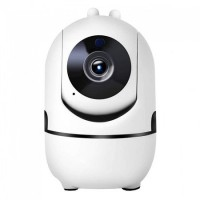 Camera IP smart, rezolutie 1920 x 1080 p, slot card SD, obiectiv 3.6 mm