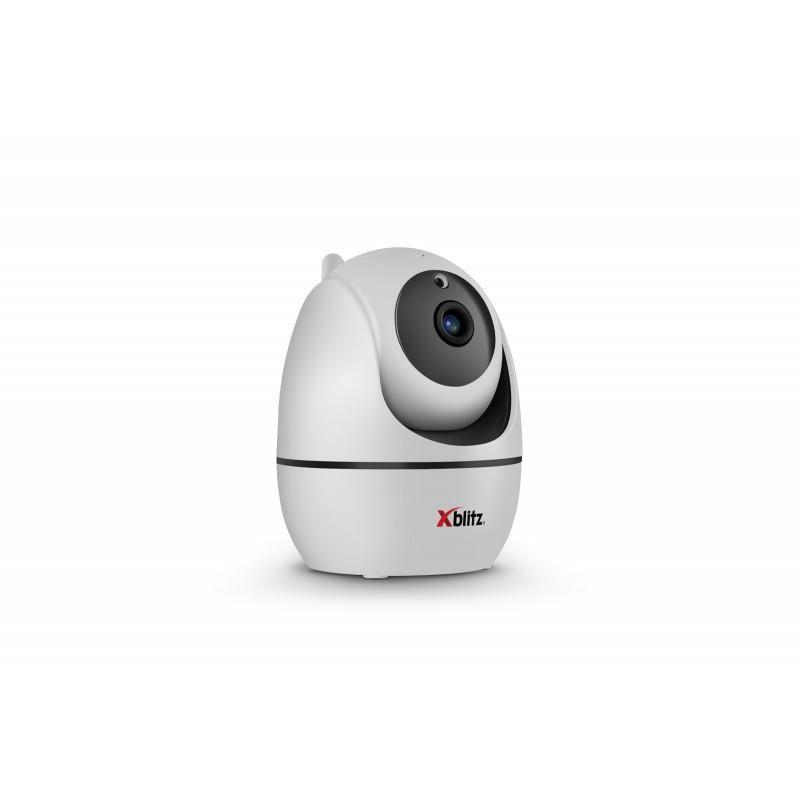 Camera video interior IP 300 Xblitz, wireless, full hd, 100 x 81 x 73 mm, rotatie 355 grade