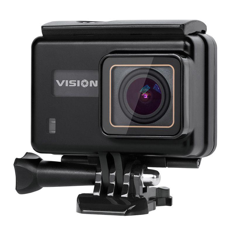 Camera sport Kruger & Matz Vision P500, 1GB, 480x320 px, telecomanda 2021 shopu.ro