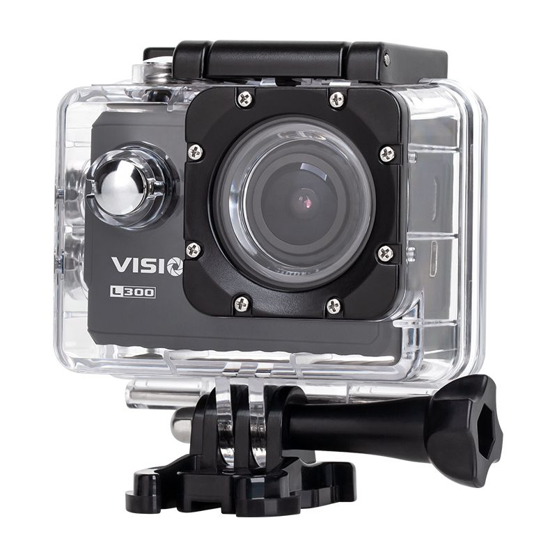 Camera sport vision Kruger Matz, rezolutie 4K, alimentare baterie Li-Ion 2021 shopu.ro