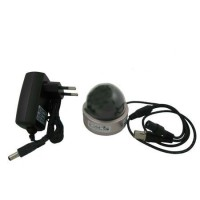 Camera supraveghere JK608 mini, camera SHARP 1/3 inch color CCD