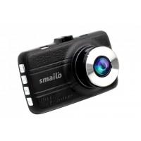 Camera Video Auto Smailo DoubleX, detectare miscare, unghi 150 grade, camera marsarier inclusa