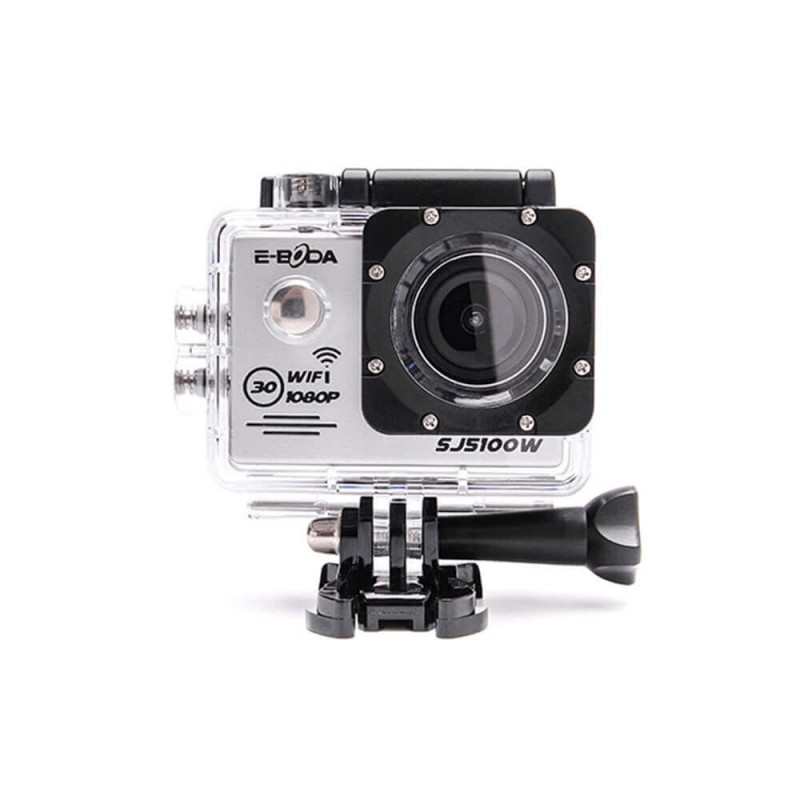 Camera video sport E-Boda, FullHD, TFT, 2 inch, 900 mAh, 8-32 GB, rezistenta la apa, 1.5 h 2021 shopu.ro