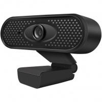 Camera Web In One, 1080P, 7.5 x 9 x 4.5 cm, usb 2.0, FullHD, Negru