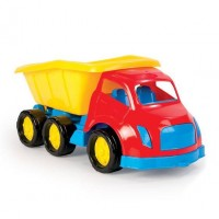 Camion Maxi Truck, remorca functionala, 31 x 69 x 31 cm