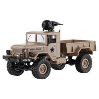 Camion cu camera Rebel, faruri LED, alimentare 2 x AA, telecomanda inclusa, 14 ani+