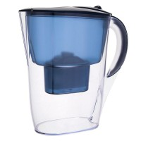 Cana pentru filtrare apa Teesa, 2.6 l, 1 filtru, ABS