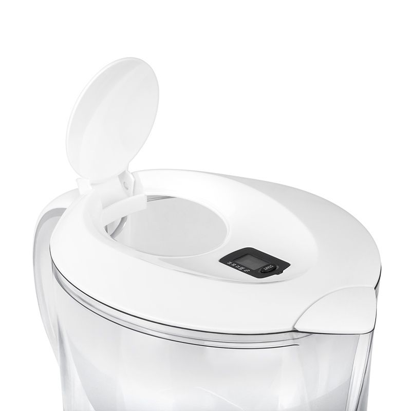 Cana pentru filtrare Apa Teesa, 3.5L, BPA free, 2 filtre