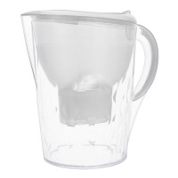 Cana pentru filtrare apa Teesa, 3.5 l, 2 filtre, ABS