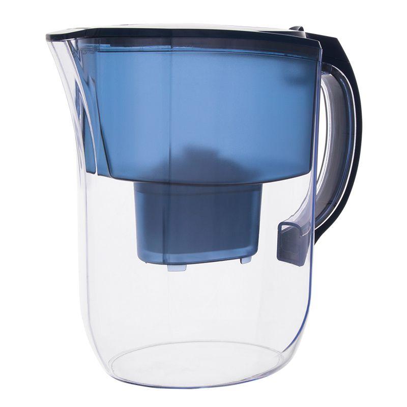 Cana pentru filtrare Apa Teesa, 3.8L, BPA free, 2 filtre 2021 shopu.ro