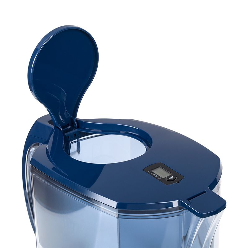 Cana pentru filtrare Apa Teesa, 3.8L, BPA free, 2 filtre