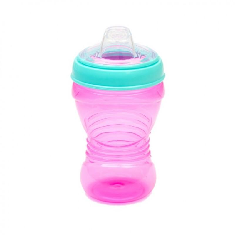 Cana KidiSipper Gripper Vital Baby, 300 ml, 9 luni+, roz 2021 shopu.ro