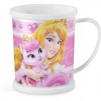 Cana plastic Princess Pets Lulabi, 300 ml, 6 luni+