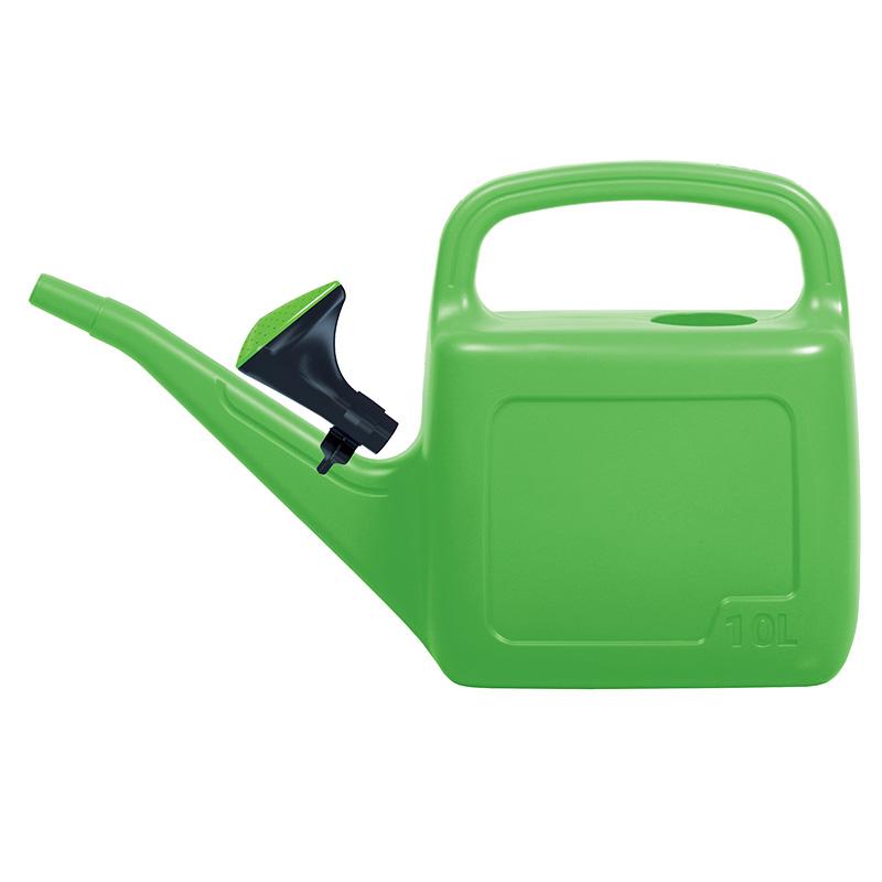 Stropitoare plastic Polonia, 5 l, verde shopu.ro