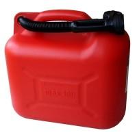 Canistra RoGroup, plastic cu palnie flexibila, 10 L