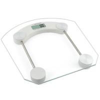 Cantar baie pilates Esperanza, sticla, afisaj LCD, capacitate maxima 180 kg