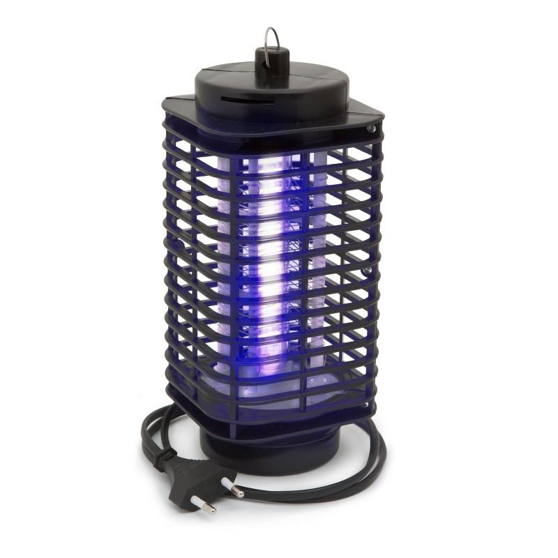 Capcana electrica impotriva insectelor Globiz, 1.2 W, raza actiune 40 m2, lumina UV shopu.ro