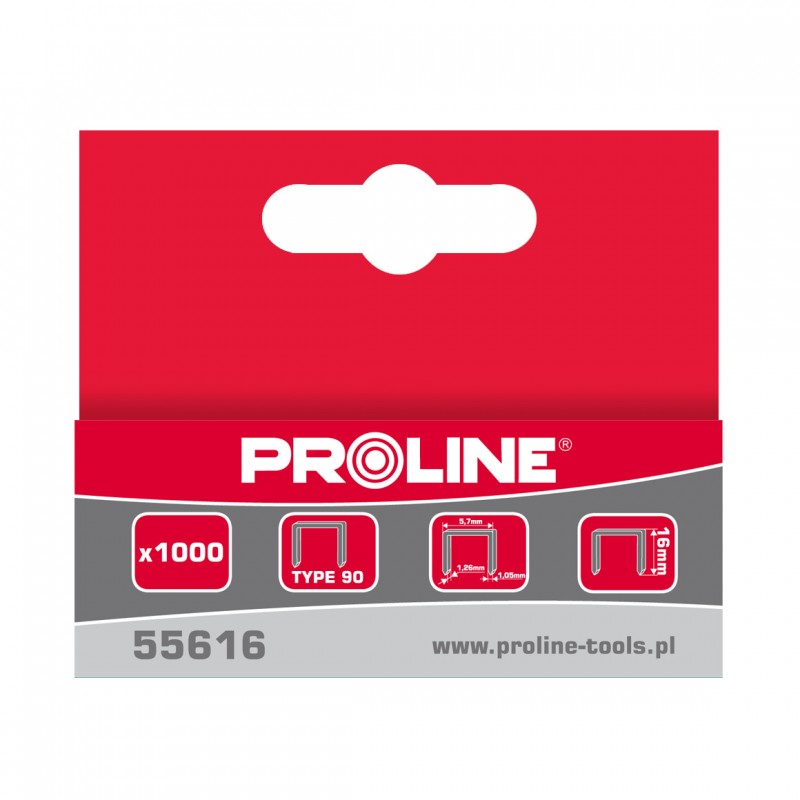 Capse otel Proline, tip 90, 25 mm, 1000 capse/set 2021 shopu.ro