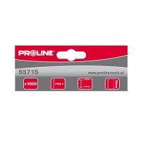 Capse otel Proline, tip F, 35 mm, 1000 capse/set