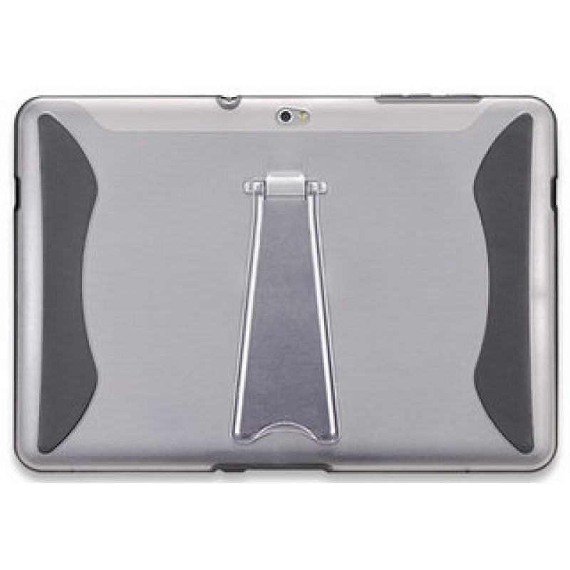 Carcasa protectie pentru tableta Galaxy 10.1, material rezistent, gri 2021 shopu.ro