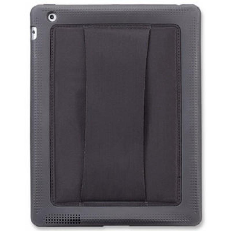 Carcasa protectie pentru tableta iPad2/3 Manhattan, negru 2021 shopu.ro