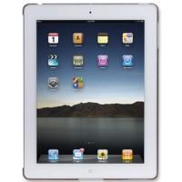 Carcasa protectie pentru tableta iPad3 Manhattan, material rezistent, alb