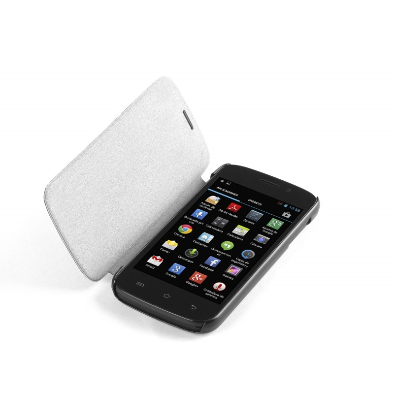 Carcasa smartphone Odysea4 Ngs, Alb 2021 shopu.ro