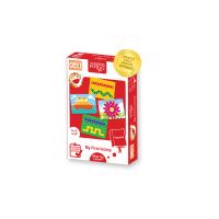 Carduri pentru snuruit Learning Kitds, 8 piese, 4 ani+