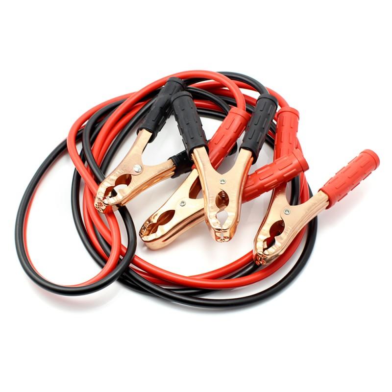 Cabluri de curent auto Carguard, 300 A, 2.5 m, aluminiu/cupru 2021 shopu.ro