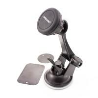 Suport magnetic pentru telefon Carguard, ventuza nano, ajustabil 360 grade