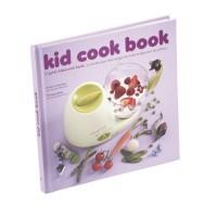Carte de bucate Kid Cook in limba engleza Beaba, 25 retete