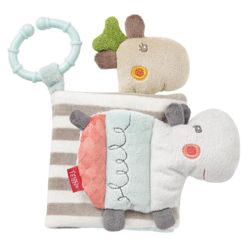 Carte din plus pentru bebelusi Loopy si Lotta, 11 x 11 cm, velur moale, 0 luni+ 2021 shopu.ro