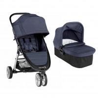 Carucior Baby Jogger City Mini 2 Carbon, sistem 2 in 1, suporta maxim 9 kg