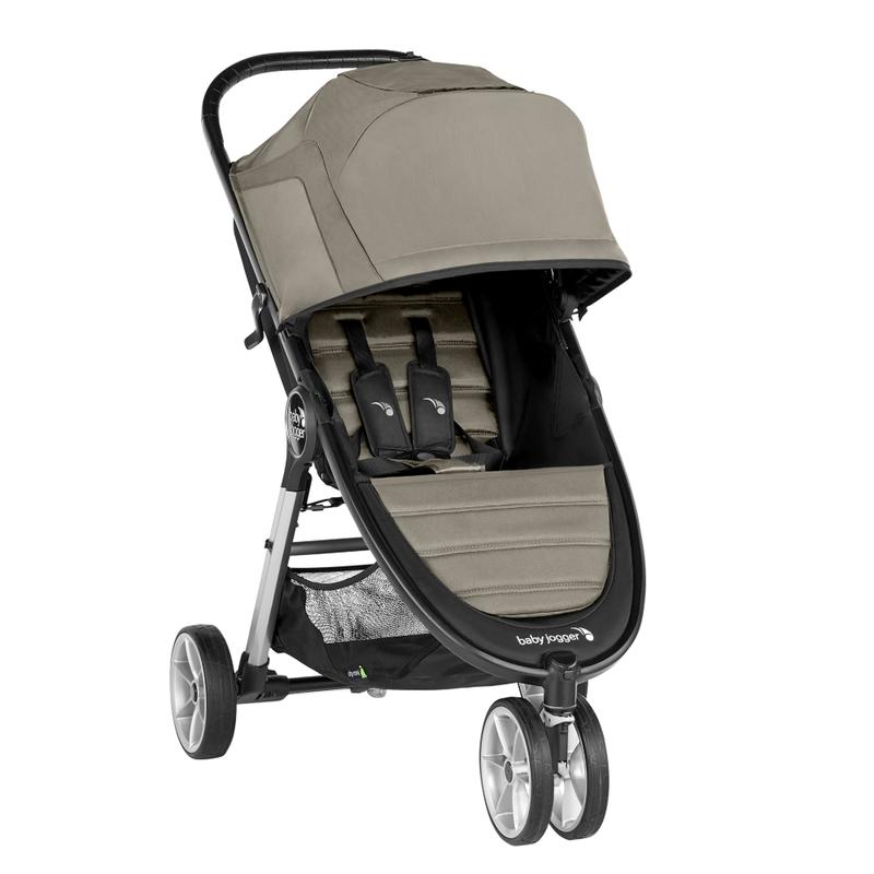 Carucior City Mini 2 Sepia Baby Jogger, 103 x 65.28 x 100.3 cm, 0 luni+. 2021 shopu.ro
