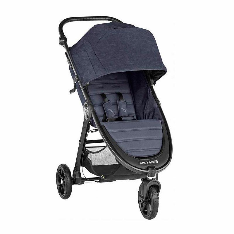 Carucior Baby Jogger City Mini GT2 Carbon, centura siguranta cu prindere in 5 puncte, negru 2021 shopu.ro