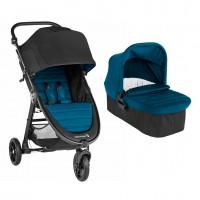 Carucior Baby Jogger City Mini GT2 Mystic, sistem 2 in 1, suporta maxim 9 kg
