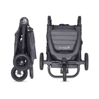 Carucior City Mini GT Charcoal Denim Baby Jogger, 112 x 62 x 112 cm, 0 luni+