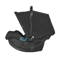 Carucior City Mini GT Charcoal Denim sistem 3 in 1 Baby Jogger, suporta maxim 15 kg, 0 luni+