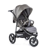 Carucior pentru bebelusi Hauck Rapid 3R Charcoal, maxim 25 kg