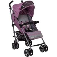 Carucior sport Soul Coto Baby, suporta maxim 18 kg, 6 luni+, Purple