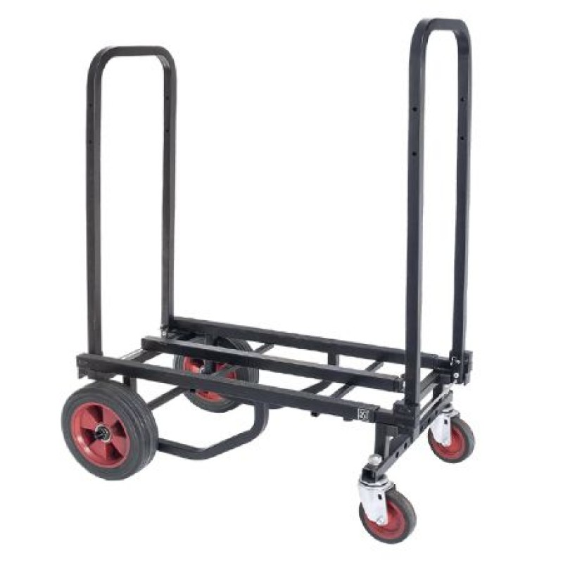 Carucior pentru transport echipamente, 61 x 43.2 x 70 cm, maxim 136 kg 2021 shopu.ro