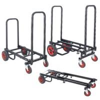 Carucior transport echipamente Cart, maxim 91 kg, pliabil