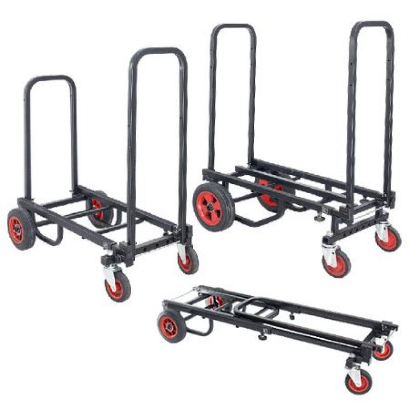 Carucior transport echipamente Cart, maxim 91 kg, pliabil 2021 shopu.ro