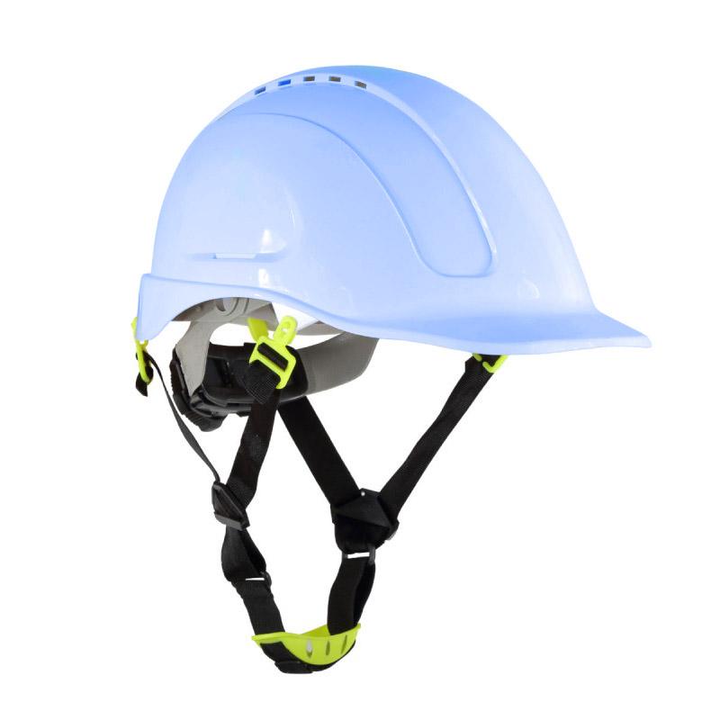 Casca protectie industruala stabilizata Lahti Pro, albastru 2021 shopu.ro