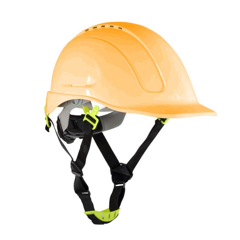 Casca protectie industruala stabilizata Lahti Pro, portocaliu 2021 shopu.ro