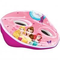 Casca de protectie copii Princess Disney, 52 - 56 cm, 3 - 10 ani, Roz