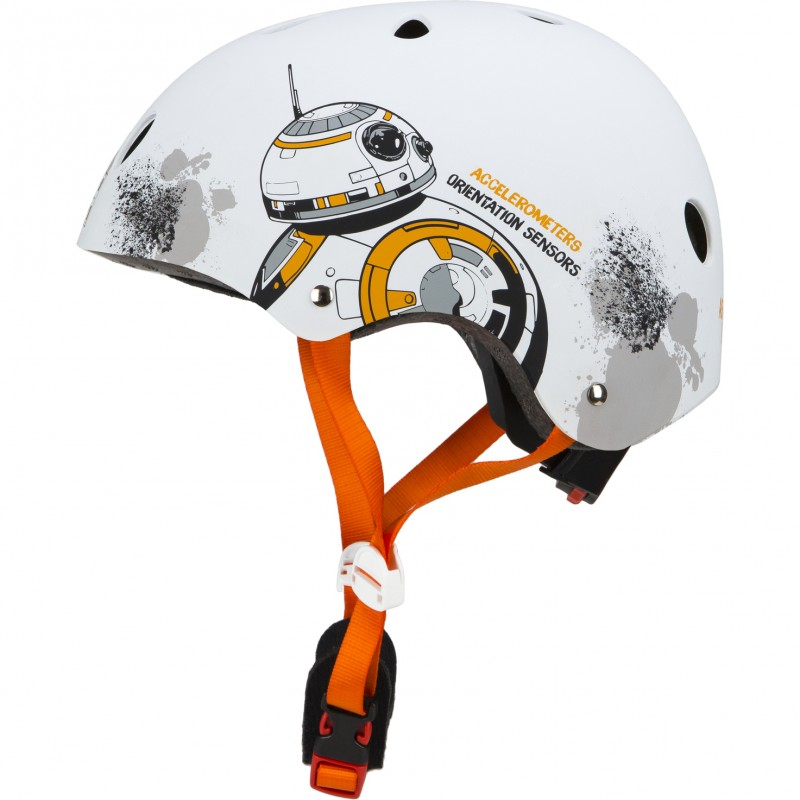 Casca de protectie Skate Star Wars Seven, 54-58 cm, prindere in 4 puncte 2021 shopu.ro