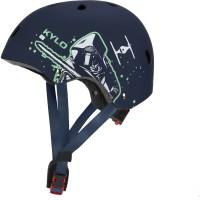Casca protectie Skate Star Wars Stormtrooper Seven, ajustabila 54-58 cm, Negru