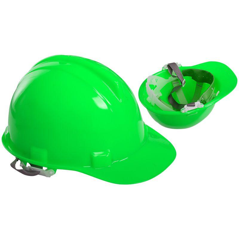 Casca de protectie Lahti Pro, verde 2021 shopu.ro